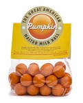 Pumpkin Malt Balls 1lb - 20ct