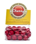 Cherry Malt Balls  1lb - 20ct