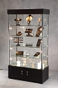 Lighted Tower Display Case