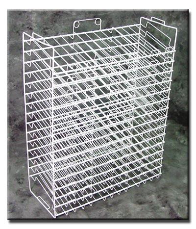 Paper Rack Slot Rack For Paper Scrapbook Fixture Wire Rack