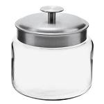 '48 oz Mini Montana Jars w/Aluminum Lids - 4ct' from the web at 'http://www.candyconceptsinc.com/assets/images/48-oz-mini-montana-jars-aluminum-lids-1a_thumbnail.jpg'