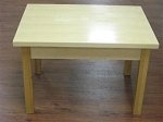 Wood Table - 48in