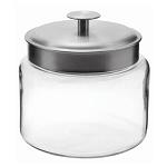 '64 oz Mini Montana Jars w/Aluminum Lids - 2ct' from the web at 'http://www.candyconceptsinc.com/assets/images/64-oz-mini-montana-jars-aluminum-lids-1a_thumbnail.jpg'