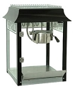 1911 4oz Black and Chrome Popcorn Machine