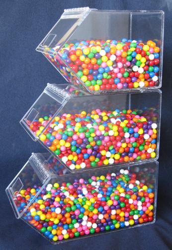 home u003e starting a yogurt shop u003e ice cream yogurt bins u003e 3 tier stackable bins no scoop holder