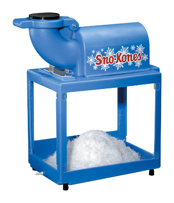 sno king machine