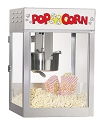 Macho Pop 16 - 18oz Popcorn Machine - MF