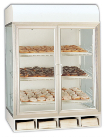 Countertop Bakery Display Cases : Home > Food Service > Bakery Displays > Countertop Bakery Case