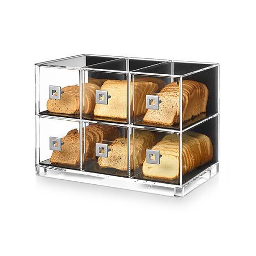 Acrylic Bakery Display Bakery Case Acrylic Container