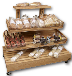Bakery Displays Bakery Cabinets Large Cases Bakery Bin