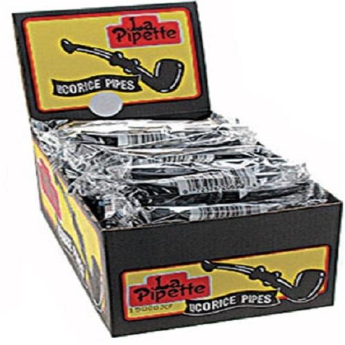 Black Licorice PIPEs - 60ct