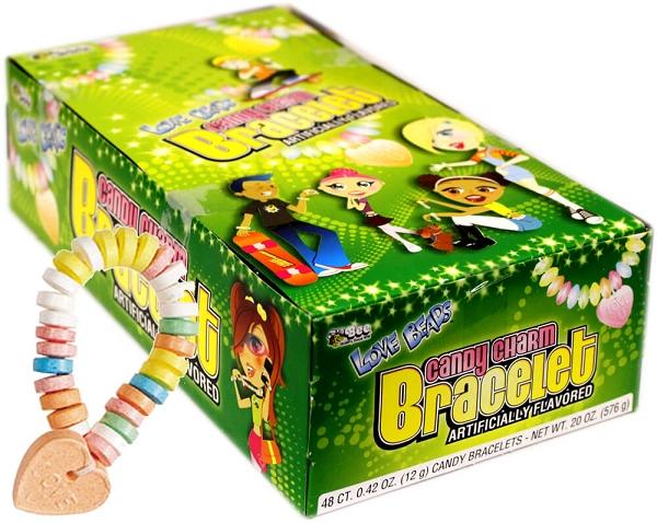 Candy Charm BRACELET - 48ct