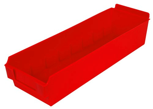 Extra Long Shelfbox Plastic Containers Parts Bins