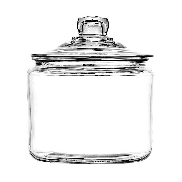 12 gallon heritage hill jars u0026 lids 2ct