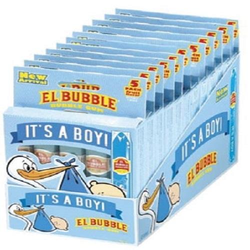It's A Boy Bubble Gum CIGARs - 12ct