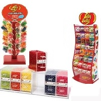Jelly Belly Displays