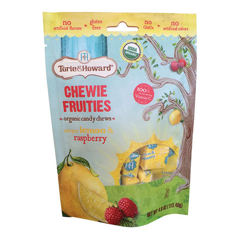 red fruit healthy fruit chews