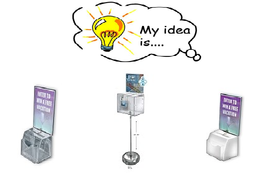 Assortment Of Suggestion Boxes