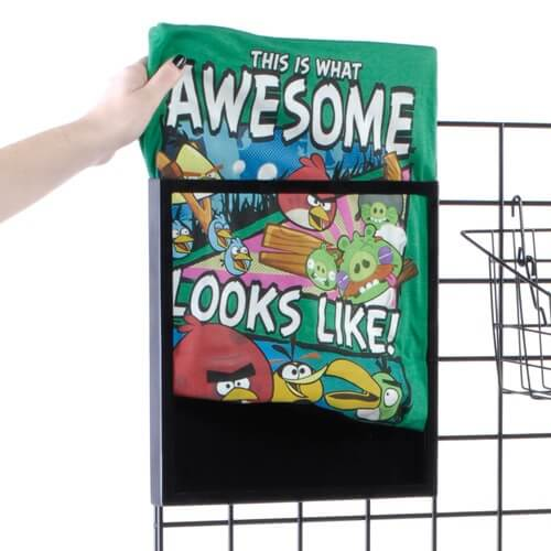 T-SHIRT Display Frame For Gridwalls