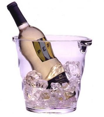 Clear Acrylic Ice BUCKET - 6ct