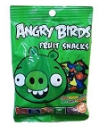 Angry Birds Green Pig Gummies Peg Bag -12ct