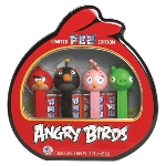 Angry Birds Pez Gift Tin - 6ct