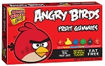 Angry Birds Red Bird Gummies Box -12ct