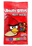 Angry Birds Red Bird Gummies Peg Bag -12ct