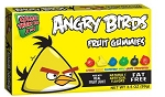Angry Birds Yellow Bird Gummies Box -12ct