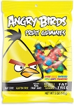 Angry Birds Yellow Bird Gummies Peg Bag -12ct