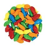 Assorted Guppies Candy - 10lbs