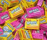 Assorted Mini Nerds Boxes - 18.75lbs