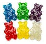 Assorted Papa Gummi Bears - 5lbs