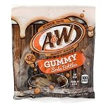 A&W Root Beer Gummies Peg Bag - 12ct