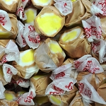 Banana Cream Pie Salt Water Taffy - 20lbs