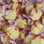 Banana Salt Water Taffy -5lbs