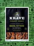 Basil Citrus Turkey Jerky - 3.25oz. - 8ct