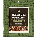 Basil Citrus Turkey Jerky - 2.7oz. - 8ct