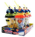 Batman/Superman Sipper Cup - 6ct