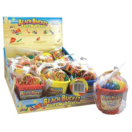 BEACH Buckets N' Treats  - 12ct