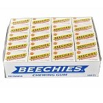 Beechies Peppermint Gum - 100ct