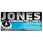 Jones Carbonated Candy Berry Lemonade - 8ct