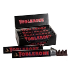 Dark Chocolate Toblerone - 20ct