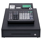 Deluxe Casio T2100 Cash Register