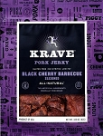 Black Cherry BBQ Pork Jerky - 3.25oz. - 8ct