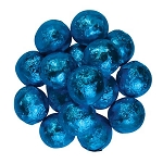 Blue Foil Chocolate Marble - 10lbs