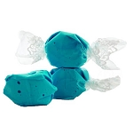 Blue Salt Water Taffy- Cello Wrapped - 20lbs