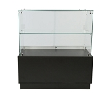 Boutique Half Vision Display Case