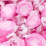 Bubble Gum Saltwater Taffy - 5lbs
