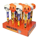 Bump And Blink Halloween Tubes - 24ct